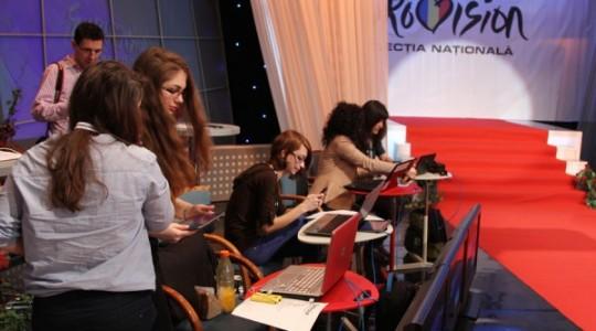 Live blogging de la Eurovision