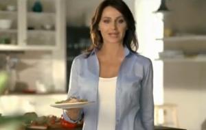 Nadia Comaneci margarina Rama