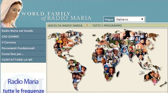 Radio Alfa Bacău devine Radio Maria