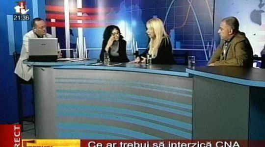 Licența 1TV Bacău expiră pe 31 decembrie 2014. CNA n-a mai prelungit-o